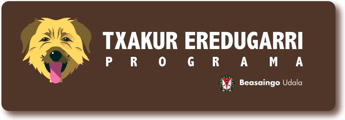 Txakur Eredugarri Programa
