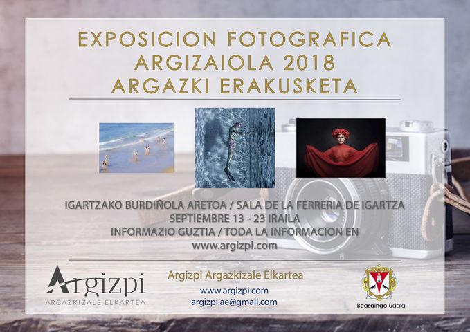 Argizpi Exposición Argizaiola A4