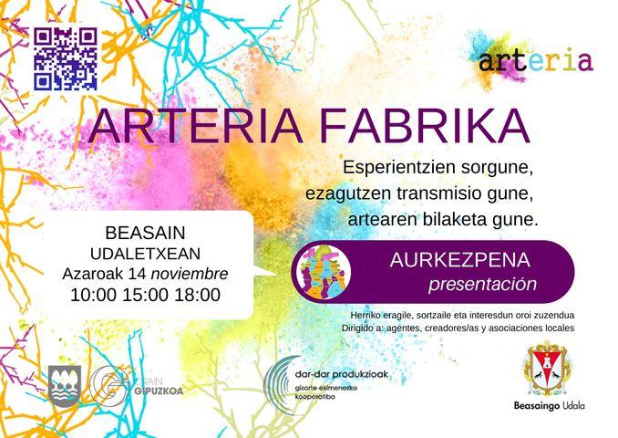 Arteria aurkezpena20191114