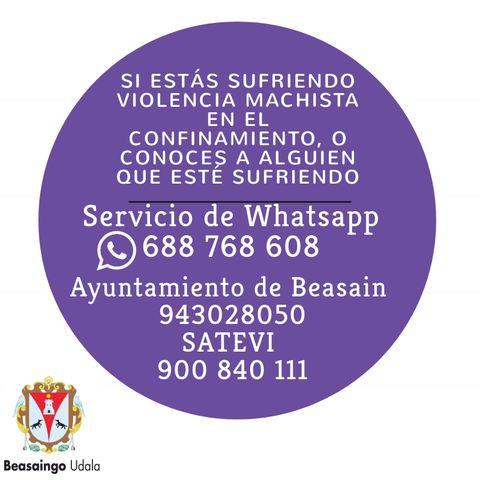 Whatsapp zerbitzua cas