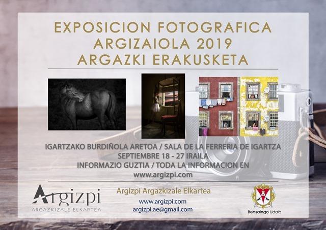Argizpi Exposición Argizaiola web