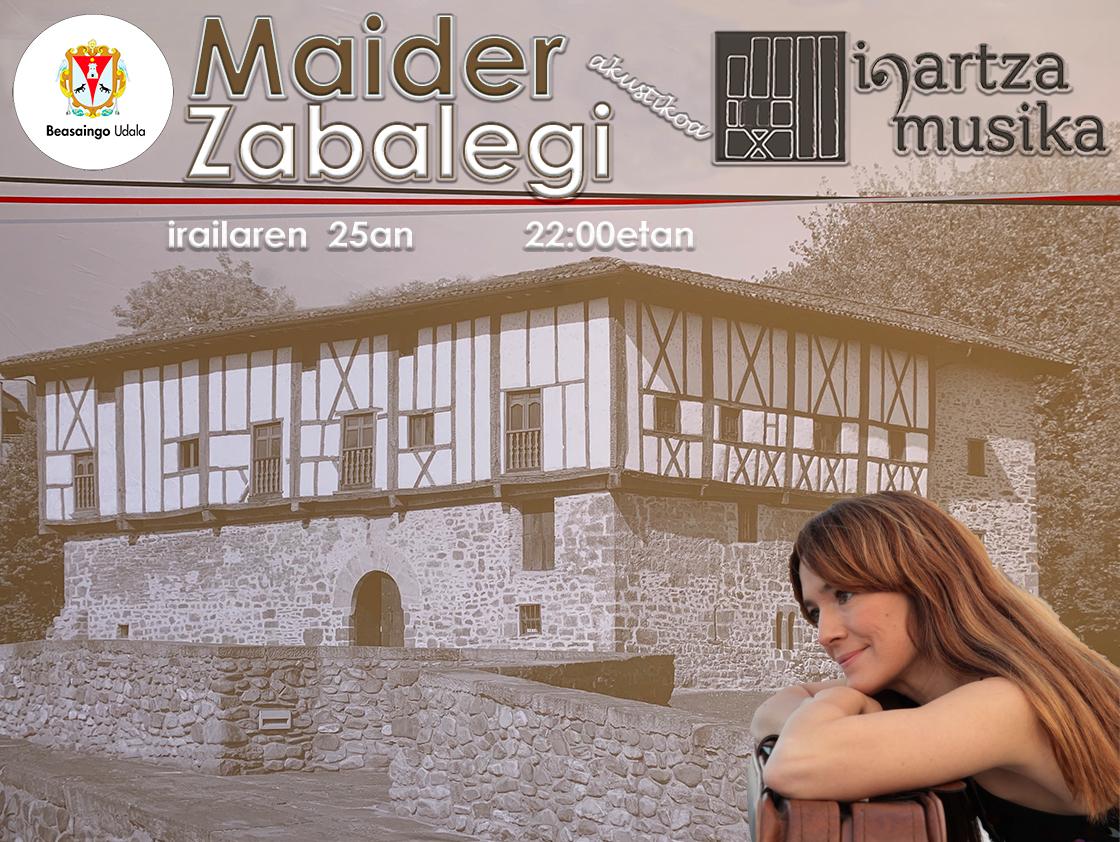 Maider Zabalegi