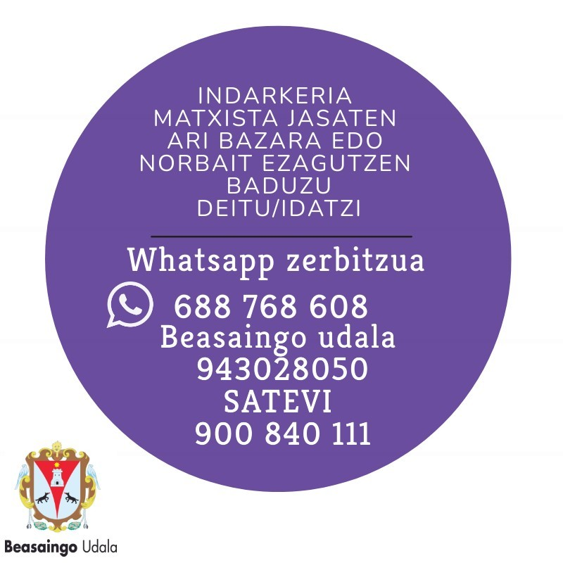 whatsapp zerbitzua