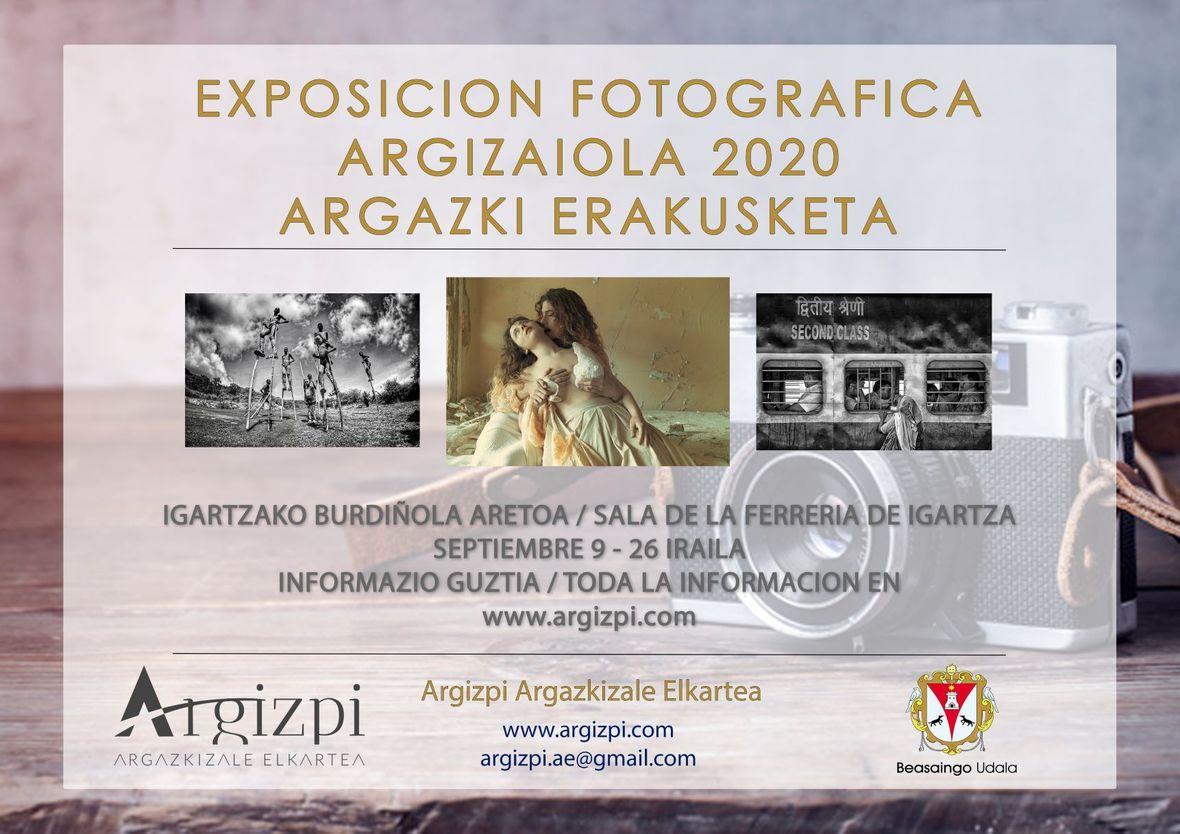 Argizpi Exposición Argizaiola 2020 berria web