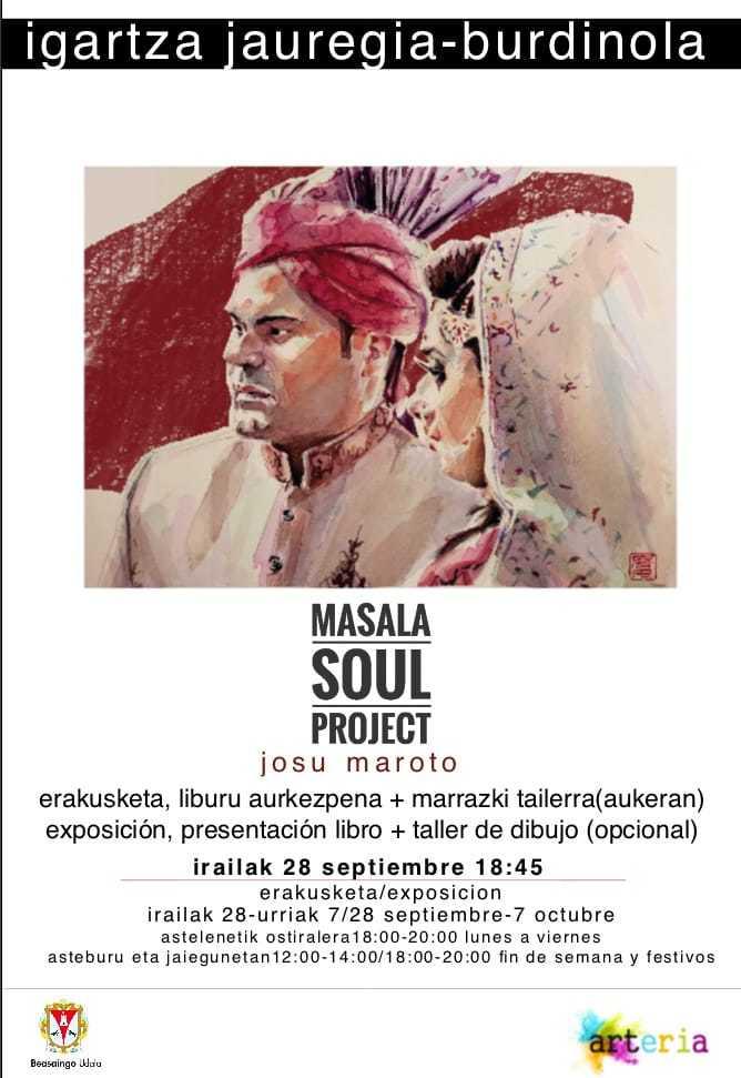 Masala soul project Beasain 002