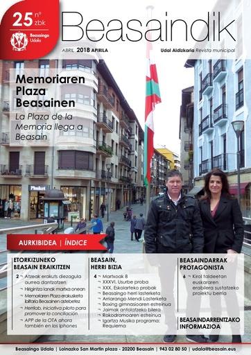 Revista Municipal abril