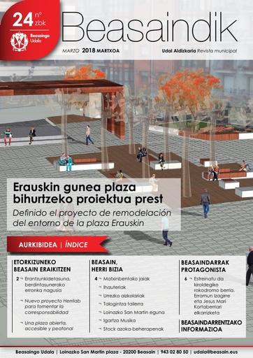 Revista Municipal marzo