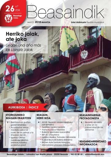Revista Municipal mayo