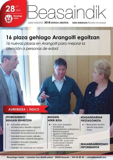 Revista Municipal julio-agosto