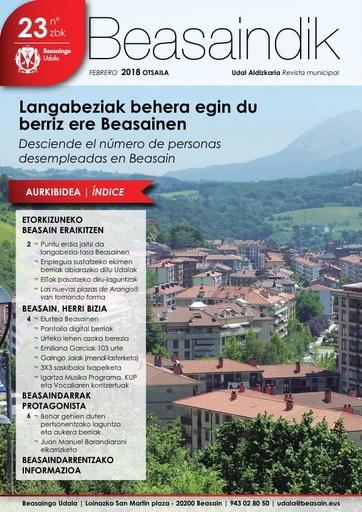 Revista Municipal febrero