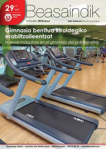 Revista Municipal septiembre